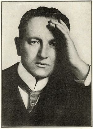 Josef Stránský - Stránský in 1911