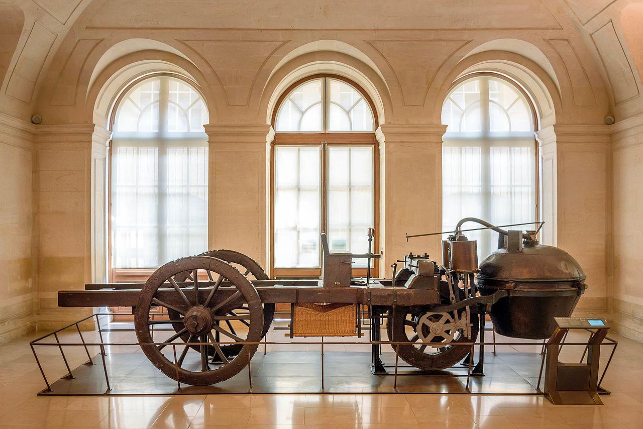 file joseph cugnot 39 s 1770 fardier vapeur mus e des arts et m tiers paris. Black Bedroom Furniture Sets. Home Design Ideas