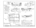 Juan de Anza House, Third and Franklin Streets, San Juan Bautista, San Benito County, CA HABS CAL,35-SAJUB,2- (sheet 1 of 3).png