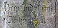 Juedischer Friedhof Bretten 03 Inschrift am Tor fcm.jpg