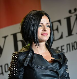 Julia Volkova - Julia Volkova in 2014