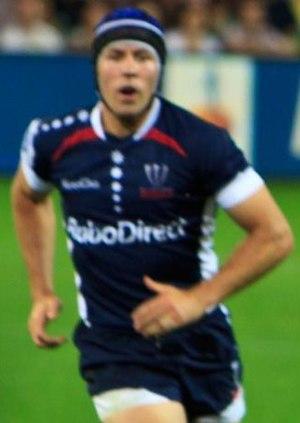 Julian Huxley (rugby union) - Image: Julian Huxley 2011 (cropped)