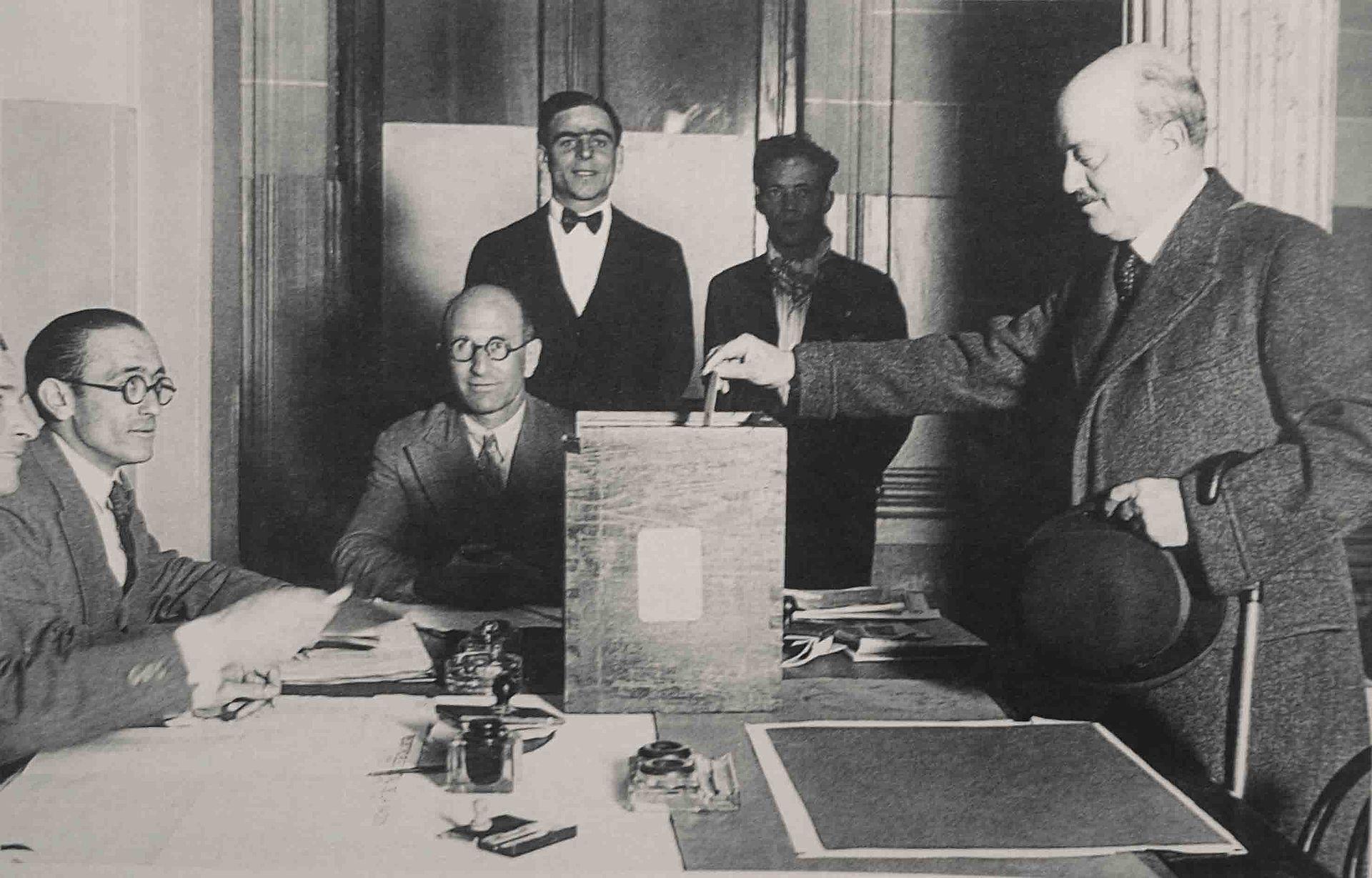 Elecciones presidenciales de Argentina de 1931 - Wikipedia, la enciclopedia libre