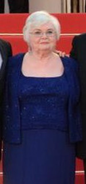 June Squibb - Squibb at the 2013 Cannes Film Festival