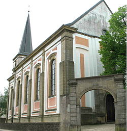 Junglinster church