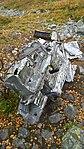 Junkers Ju 52 remains, Aakenustunturi.jpg