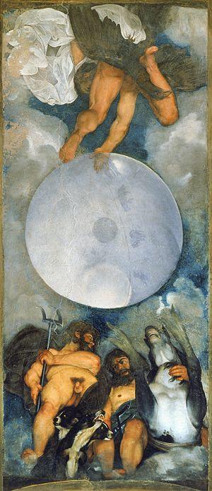 Jupiter, Neptune and Pluto