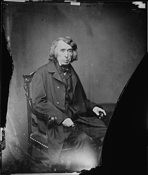 Roger B. Taney - Chief Justice Roger B. Taney, photograph by Mathew Brady