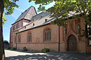 Justinuskirche Frankfurt Höchst Nordfassade.jpg