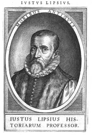 Neostoicism - Justus Lipsius, the founder of Neostoicism