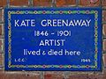 KATE GREENAWAY 1846-1901 ARTIST lived & died here.jpg