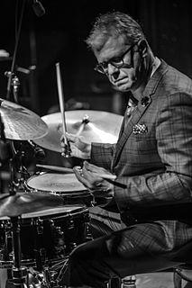 Matt Wilson (jazz drummer) American jazz drummer (born 1964)