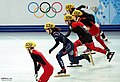 KOCIS Korea ShortTrack Ladies 3000m Gold Sochi 42 (12629366475).jpg