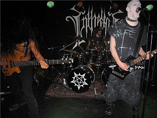 Peste Noire Black metal band