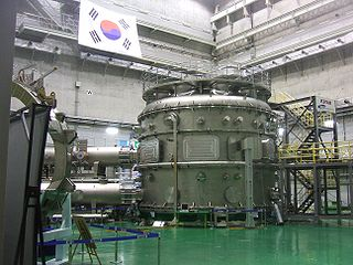 KSTAR A nuclear fusion research facility of South Korea