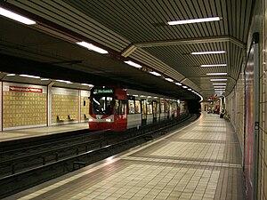 MediaPark - KVB Christophstrasse/Mediapark station