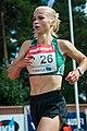 Kalevan Kisat 2018 - Women's 5000 m - Alisa Vainio 4.jpg