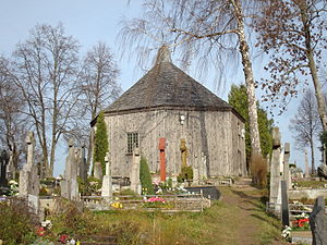 Kaltinėnai - The chapel