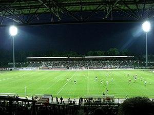 Polonia Warsaw - Stadion Polonii