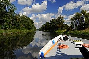 Białołęka - Żerań Canal