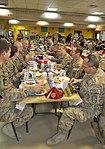 Kandahar service members enjoy Christmas meal 131225-F-BY961-038.jpg