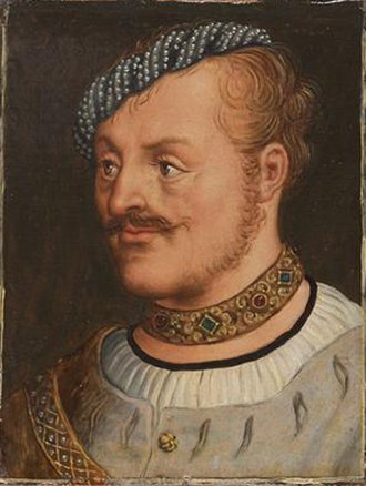 Charles I, Margrave of Baden-Baden - Image: Karl I of Baden