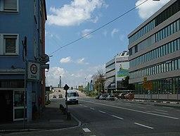 Karlstraße in Ulm
