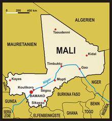 Ein Mann aus der Elfenbeinküste datiert