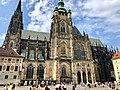 Katedrála Svatého Víta, Hradčany, Praha, Hlavní Město Praha, Česká Republika (48791559383).jpg