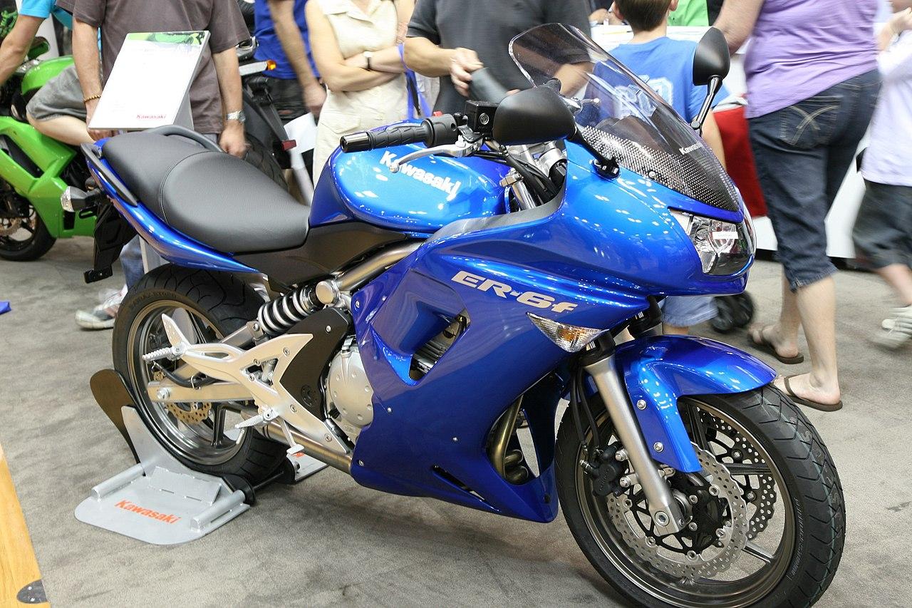 Kawasaki Plasma Blue Paint