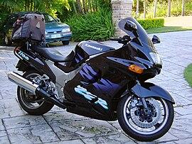Kawasaki Ex Exhaust