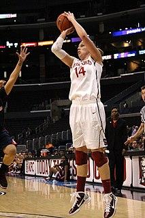 Kayla Pedersen American basketball player