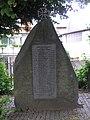 Kelkheim Münster Kriegerdenkmal WW I.JPG