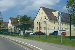 Kelley Barracks - Kelley Barracks, Stuttgart-Möhringen