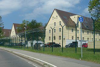 Kelley Barracks - Kelley Barracks, Stuttgart-Möhringen