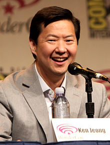 Description de l'image  Ken Jeong by Gage Skidmore.jpg.