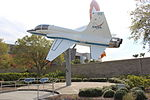 Kennedy Space Center, Northrop T-38 Talon.JPG