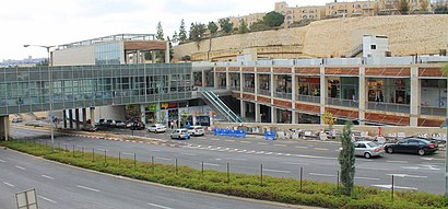 איך מגיעים באמצעות תחבורה ציבורית  לקניון רמות? - מידע על המקום