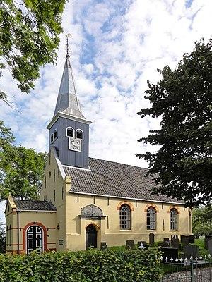 Ferwoude - Ferwoude church