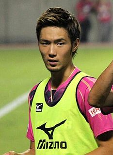 Kenyu Sugimoto Japanese footballer