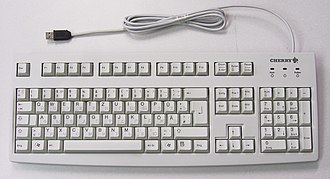 Numero sign - Image: Keyboard de kyr R7309238 wp