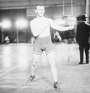 Kid Williams Danish boxer