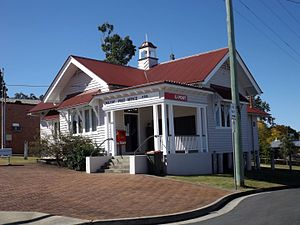 Kilcoy, Queensland - Kilcoy Post Office, 2015