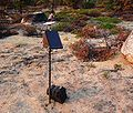 Kings Canyon National Park - monitoring equipment near Knapps Cabin.JPG