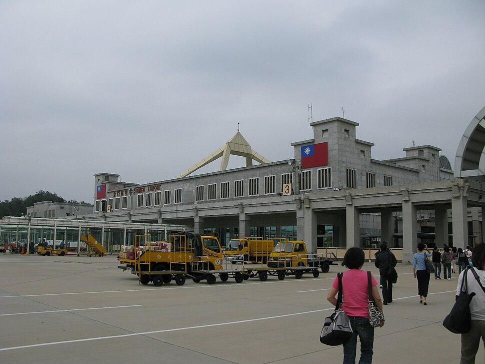 Kinmen Airport 01