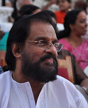 National Film Award for Best Male Playback Singer - Image: Kj yesudas indian playback singer 2011