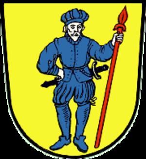 Grebenau - Image: Kleines Wappen Grebenau
