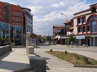 Klina,  Pec, Kosovo