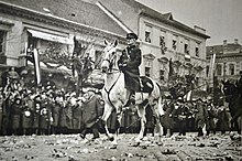 Munich agreement wikipedia admiral horthy during the hungarians triumphant entry into koice november 1938 platinumwayz