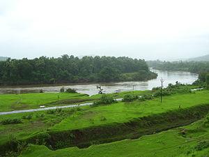 Western India - Konkan in monsoon
